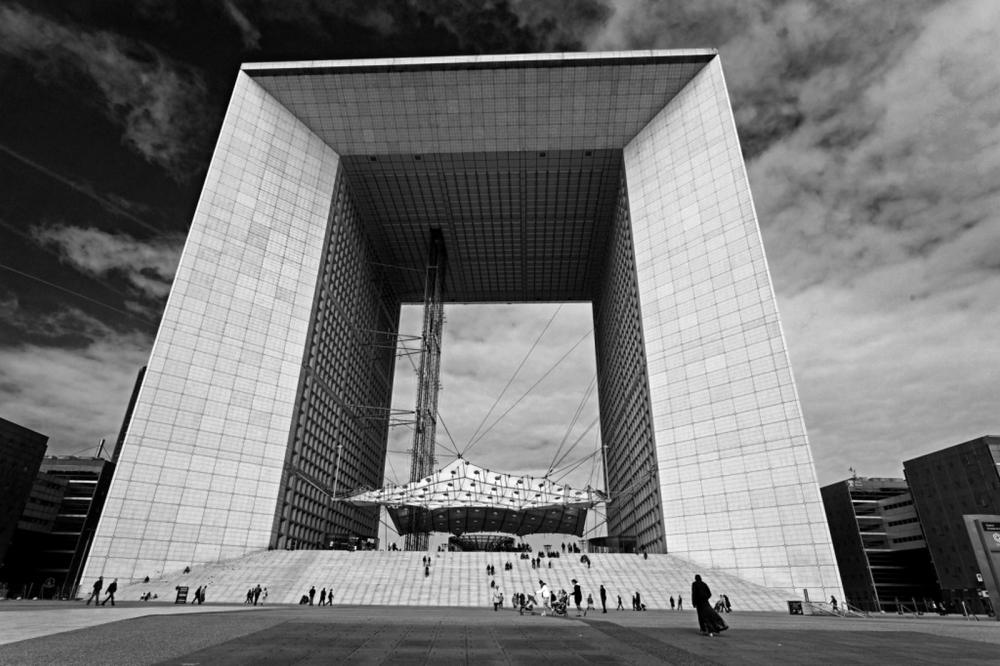 La Défense Grande Arche