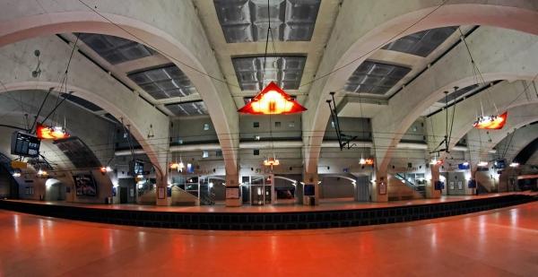 RER Saint Lazare