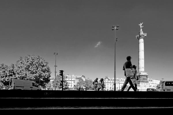 Bastille Touristes
