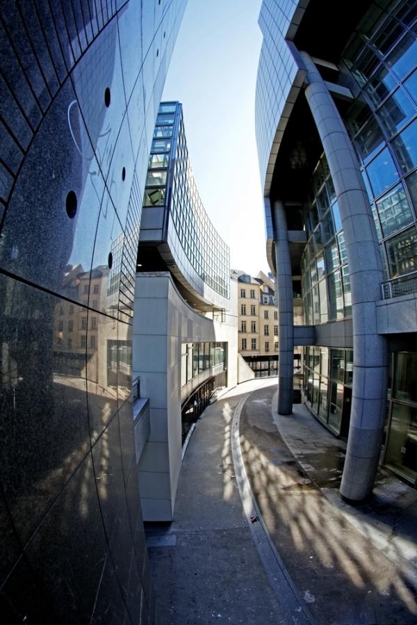 Bastille Reflet d'Opéra