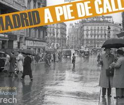 Portada libro Madrid a pie de calle