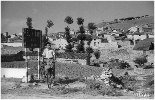 En bicicleta a El Molar