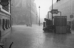 Lluvia torrencial
