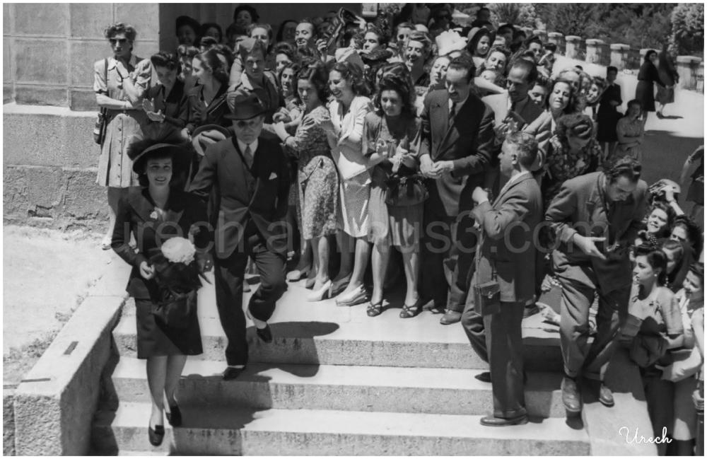 Boda de Celia Gámez en Los Jerónimos de Madrid