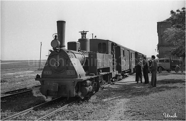 Tren de la línea Madrid-Almorox