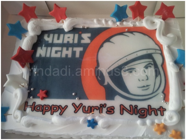 Dedicated to Yuri's Night