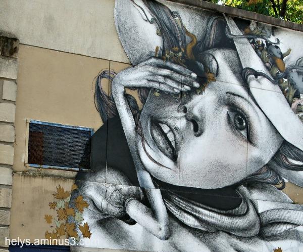 art de rue, Paris 13