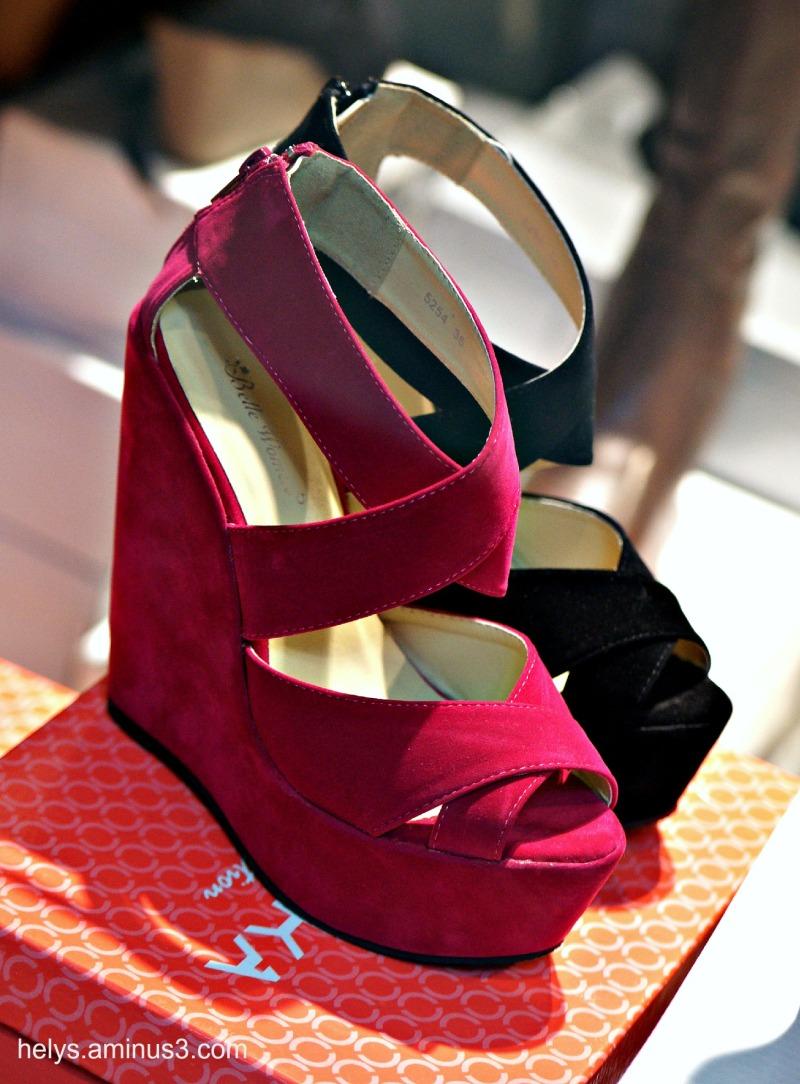 Chaussures: Tendance années 2000