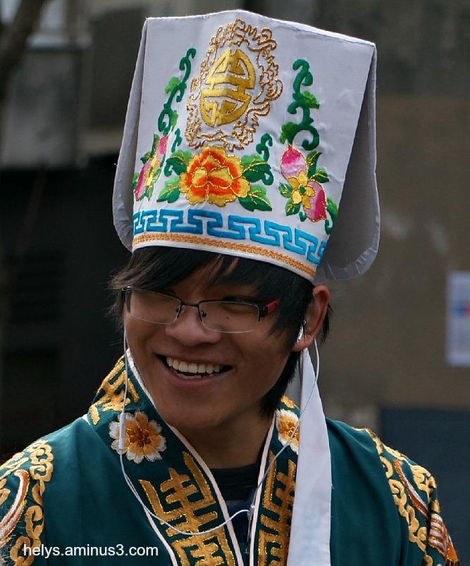 Habits traditionnels asiatiques
