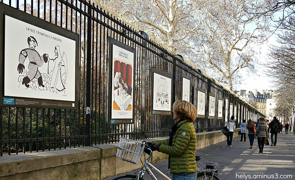 Expo dessin de presse, Paris 2013