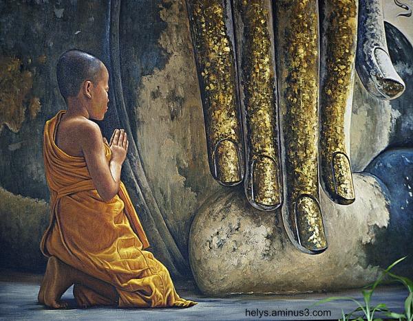 le petit moine