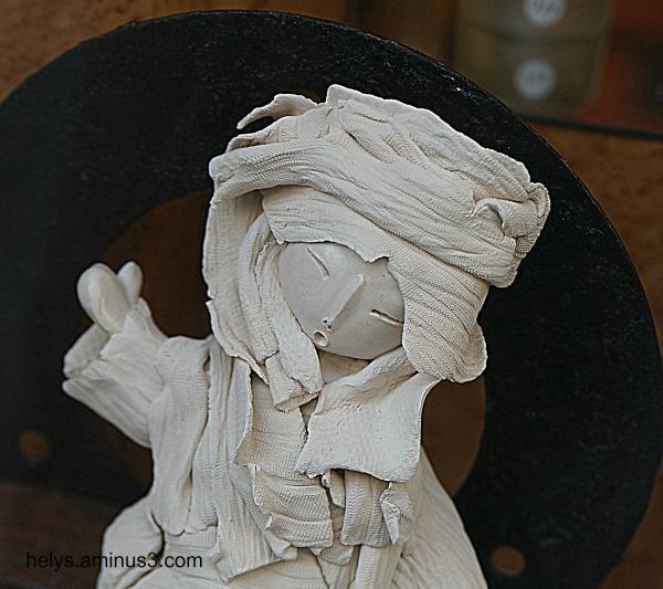 sculpture marie fillon