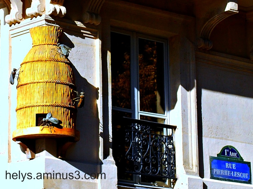 bees street paris