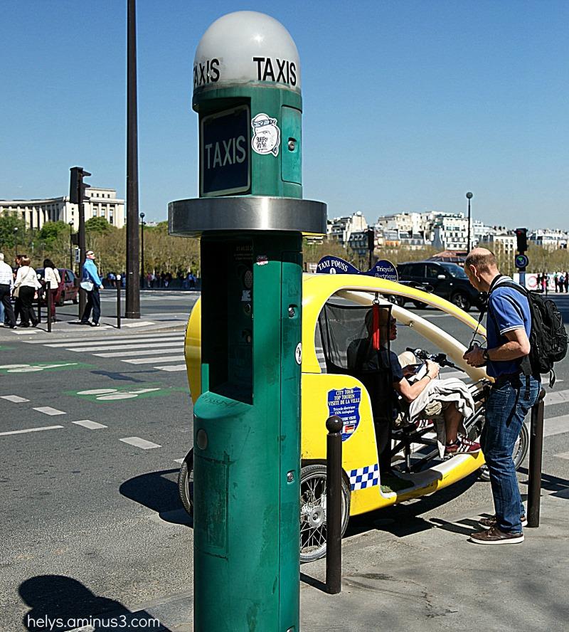 taxi-pouss paris
