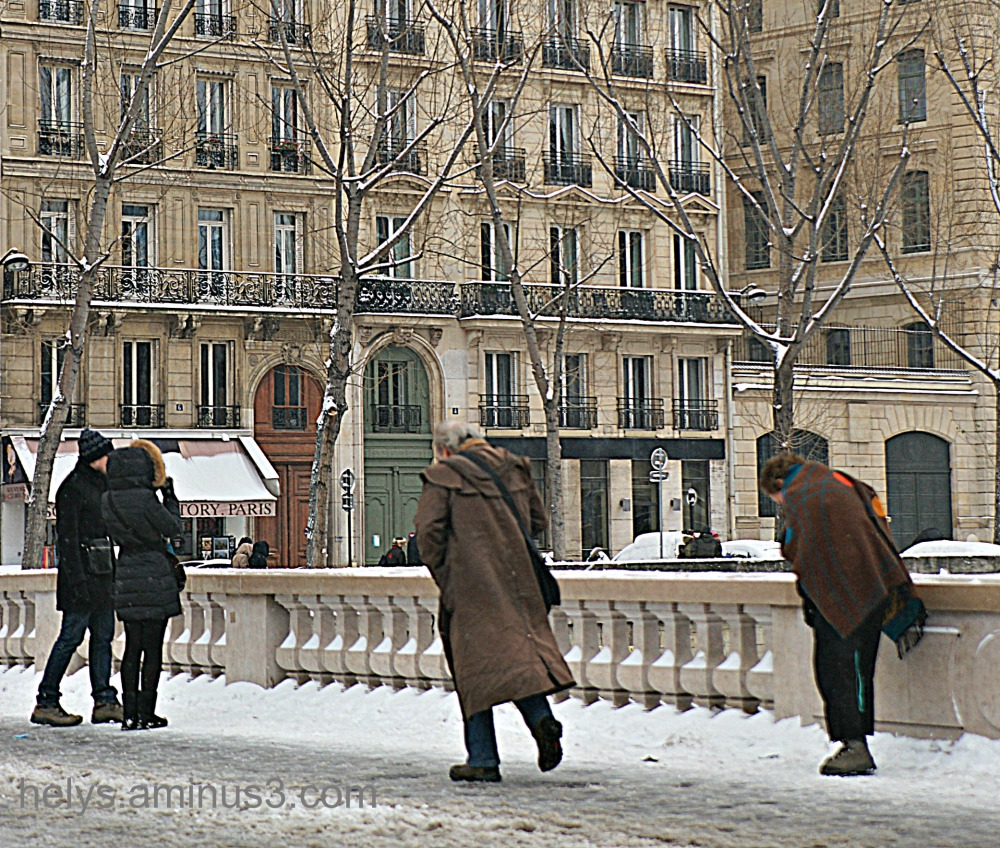 Paris: Winter 2012(2)