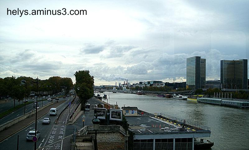 paris: Views from the metro6