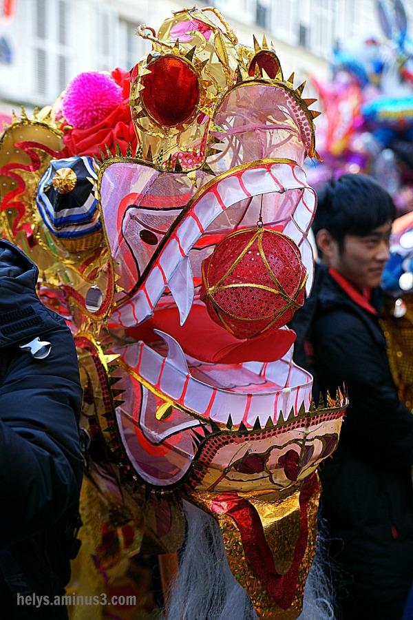 New lunar year 2014