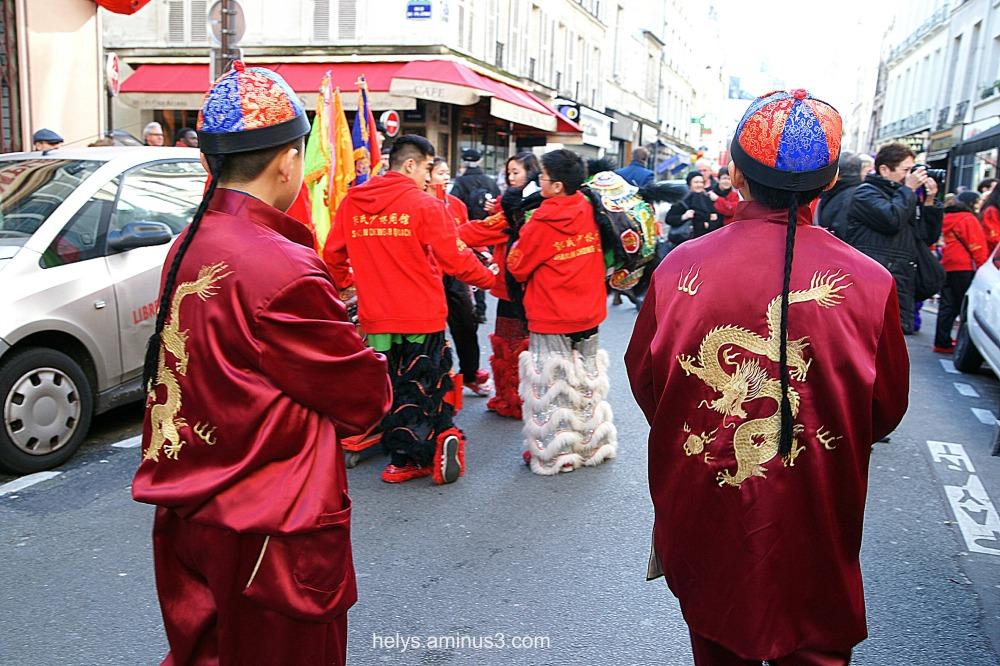 China in Paris 2014