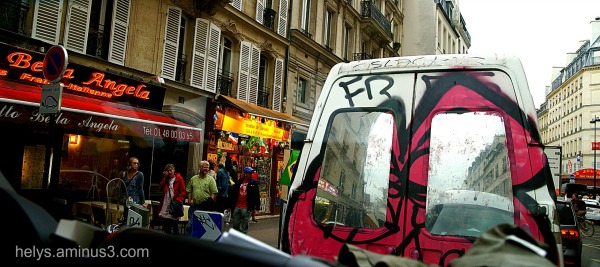 Paris: Hors champ