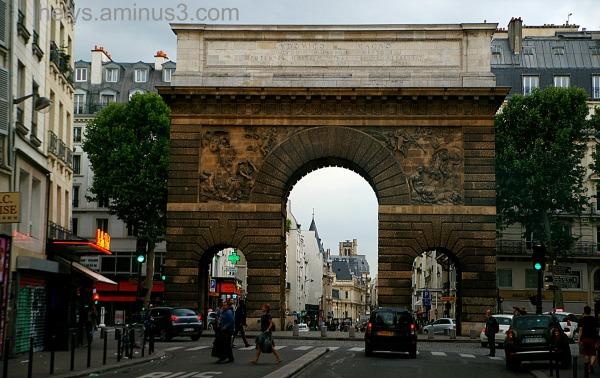 Paris: So quiet!