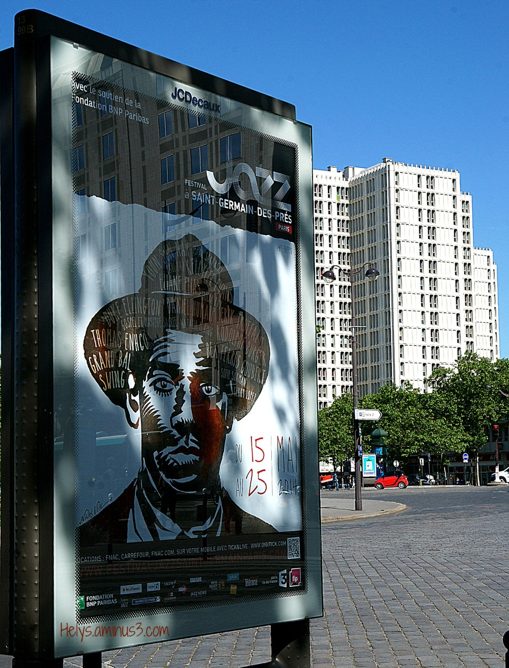 Jazz in Paris may 2014