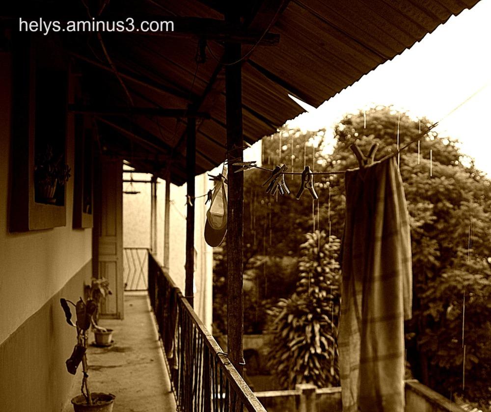 Antananarivo mood: it's raining