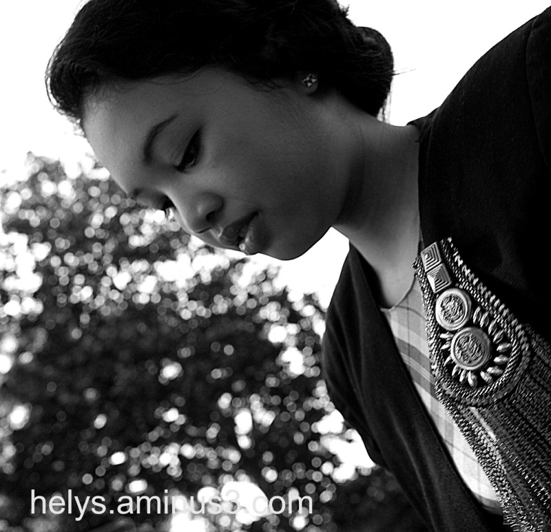 Her mood in BW