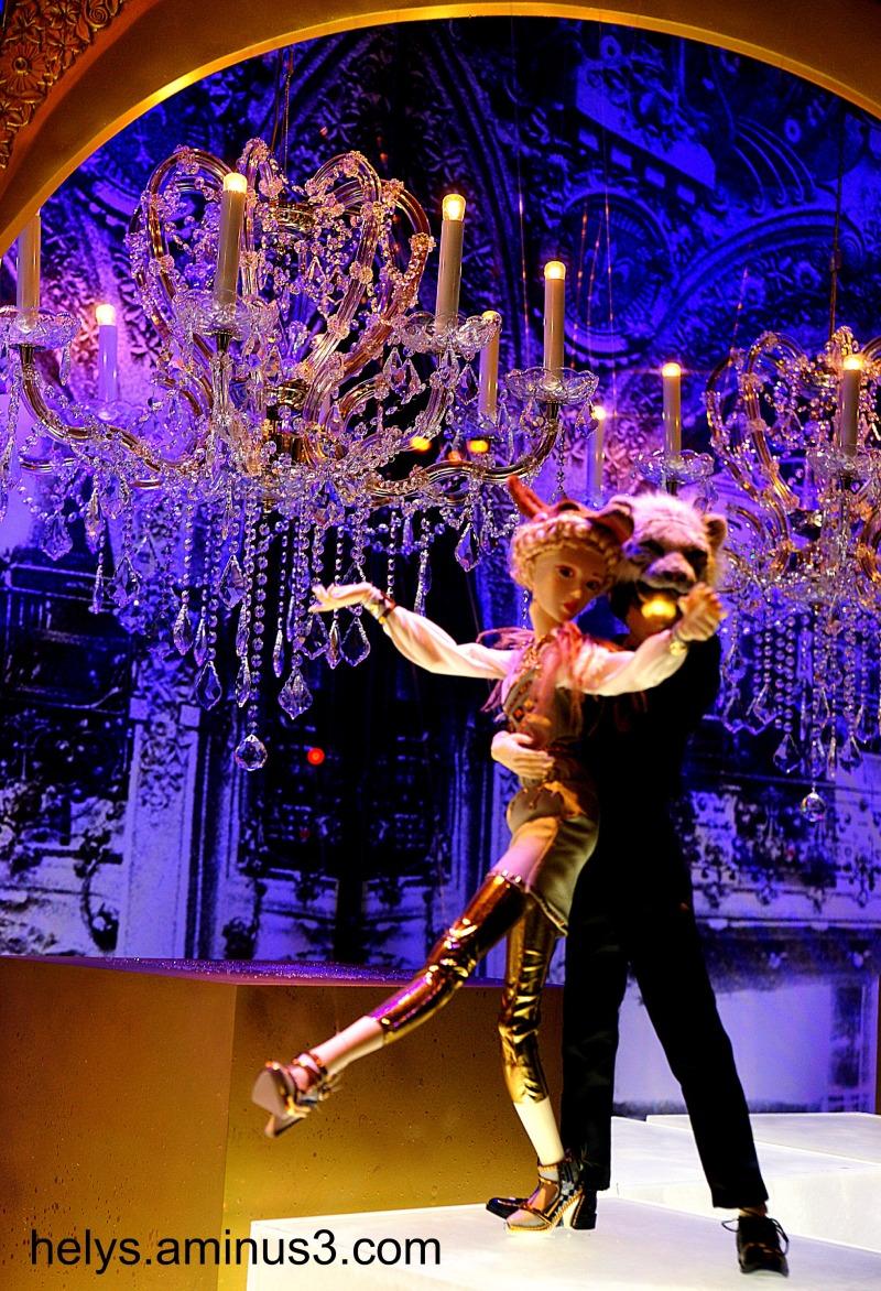 Christmas dance, Paris 2013