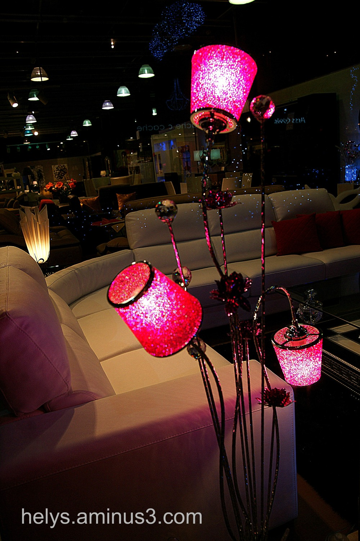 Paris: Lights indoors