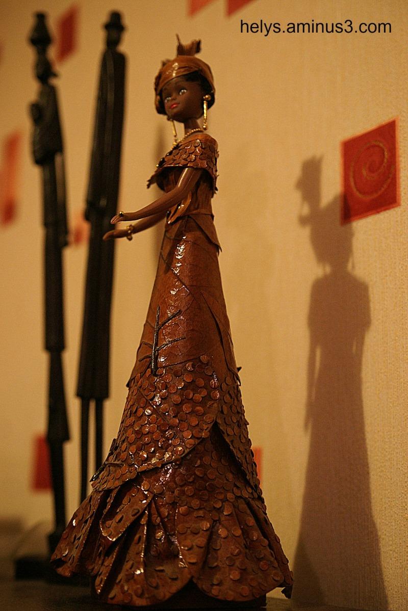 doll: its dress
