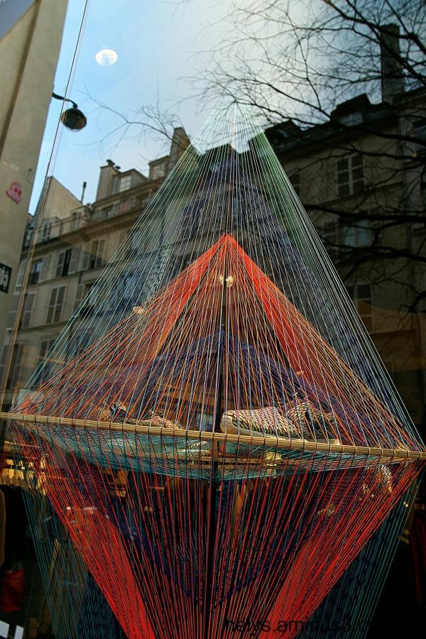 Nike Paris: Art in the street