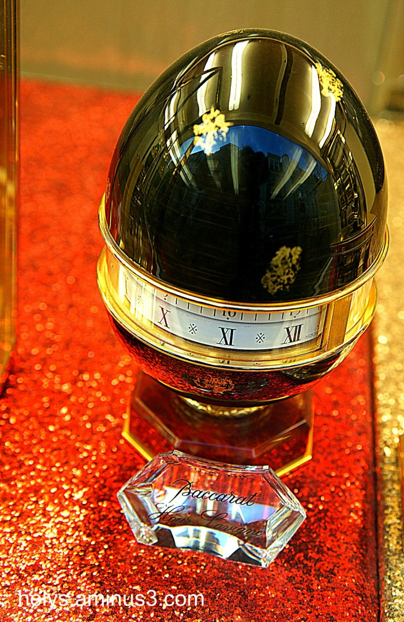 Time by Baccarat