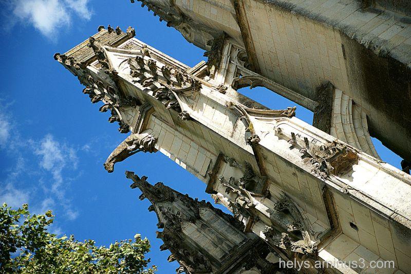 Cathedrale St Pierre F- 17100 SAINTES/1