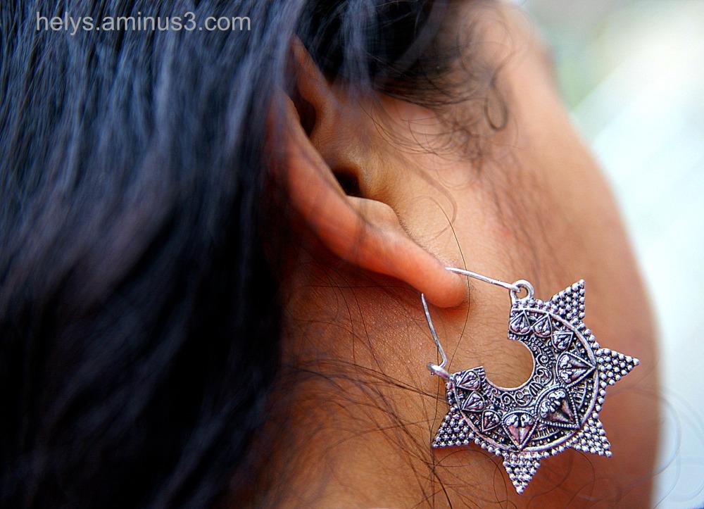 her earring