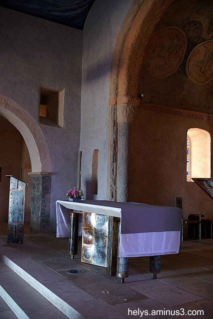 Andernos St Eloi churchA10