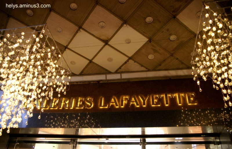christmas illuminations, paris5