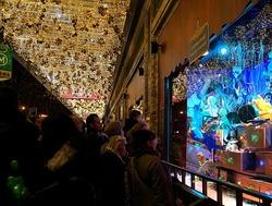 Christmas illuminations, paris6