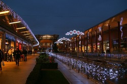 christmas illuminations, paris11