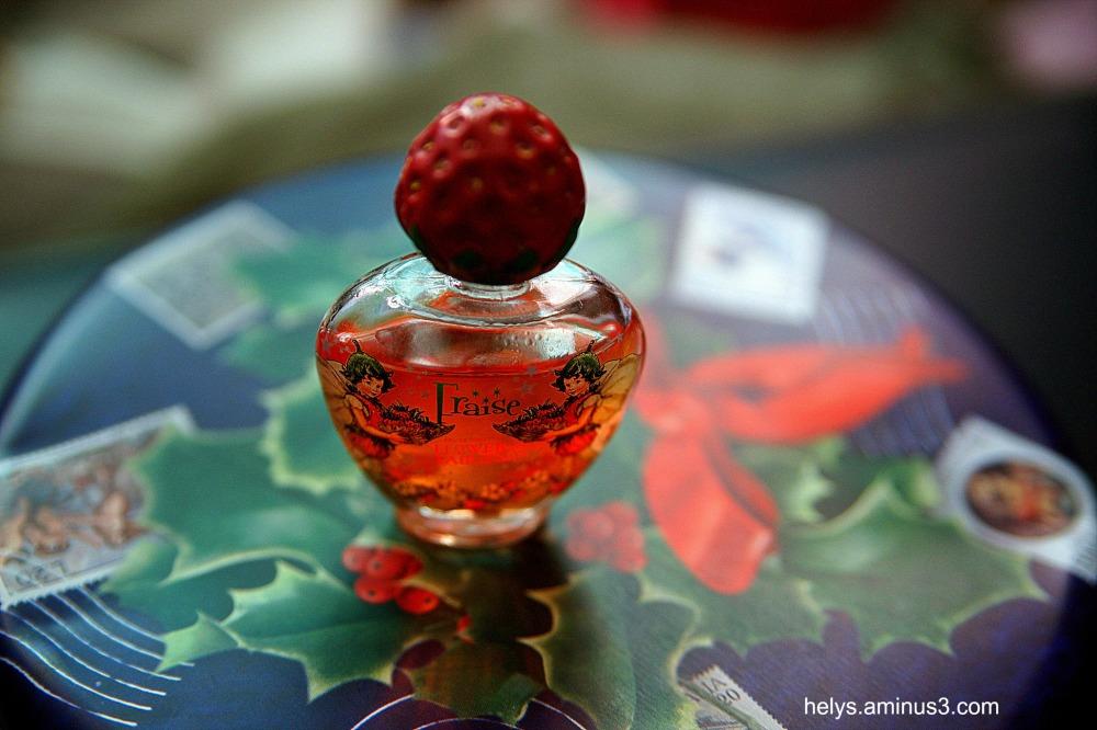 fruit perfume