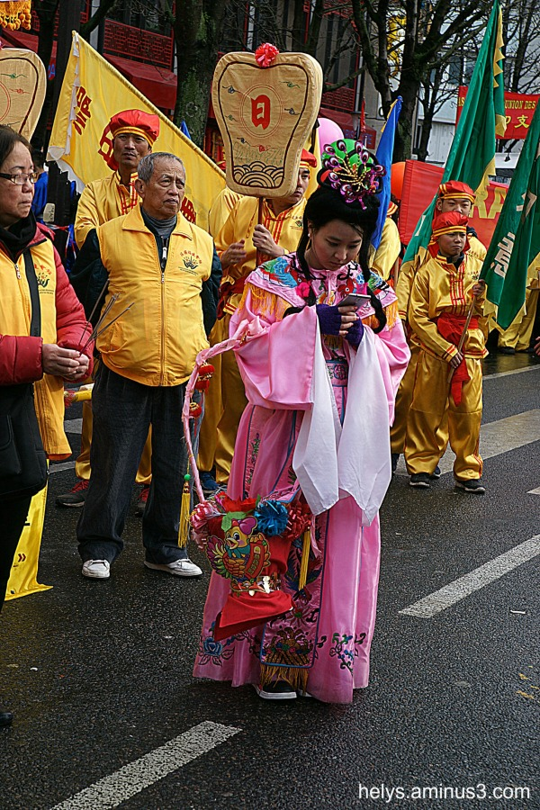 Paris 2017: Chinese new year parade 5