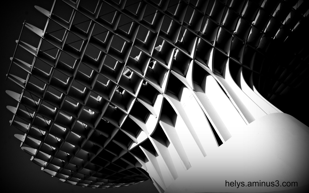 metropole parasol, sevilla6/bw