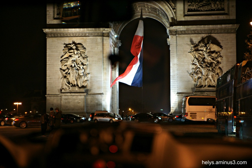 paris: in the traffic jam1