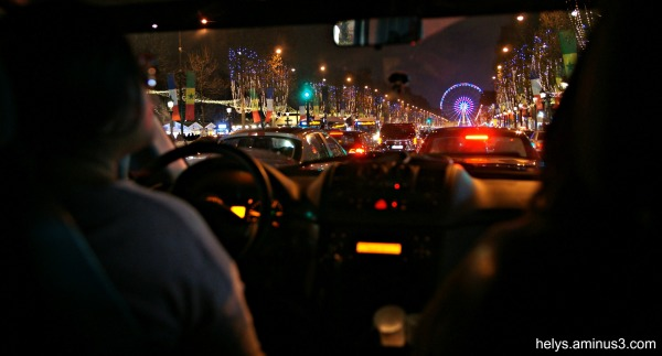 paris: in the traffic jam2