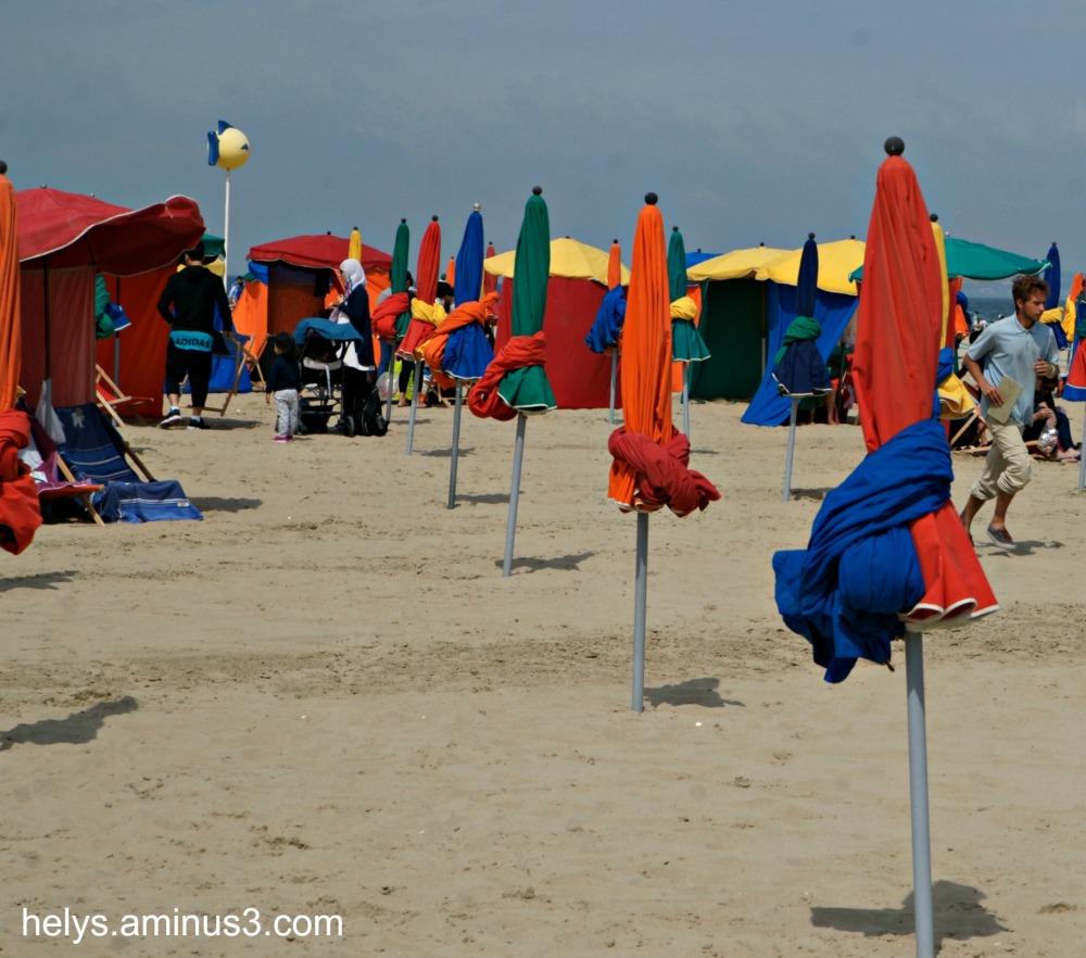 parasols, deauville france3