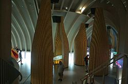 architecture cité du vin, bordeaux1