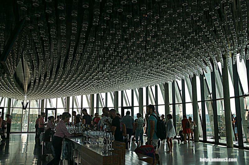 architecture cité du vin, bordeaux4