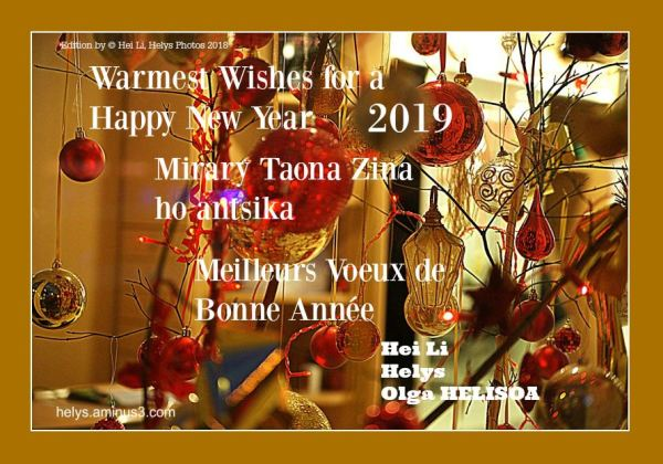 2019/Happy New Year-Tratry ny Taona-Bonne Année