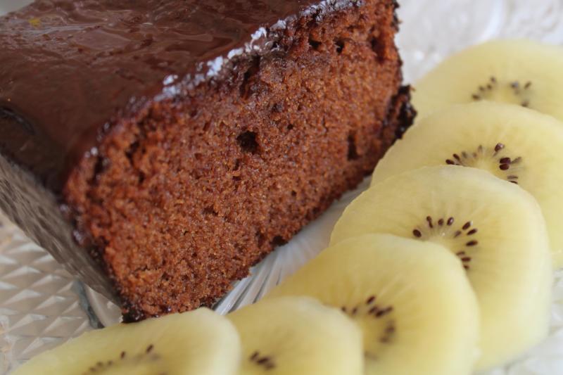 corn&chocolate cake