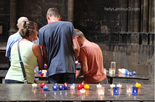 a family complicity in prayer