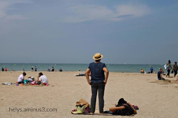 1-a week-end in deauville plage F14